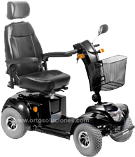 mobility scooter hire in mallorca