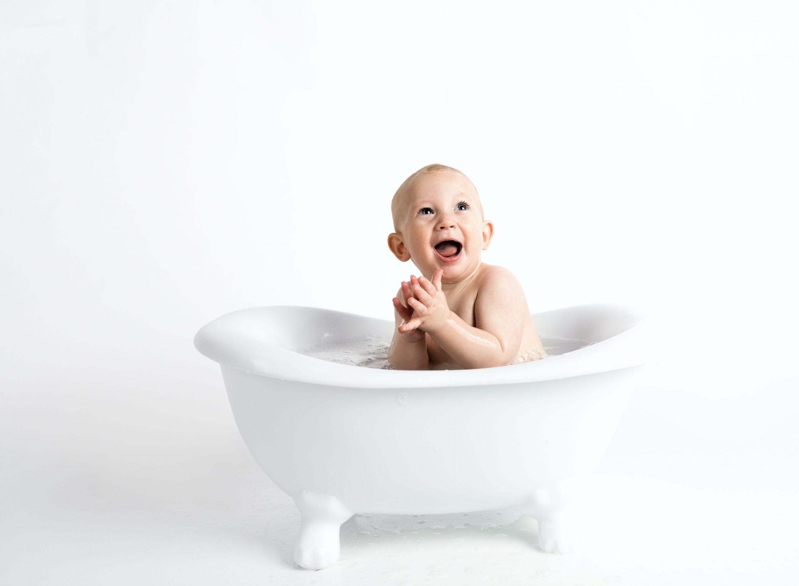 Alquiler bañera para bebés