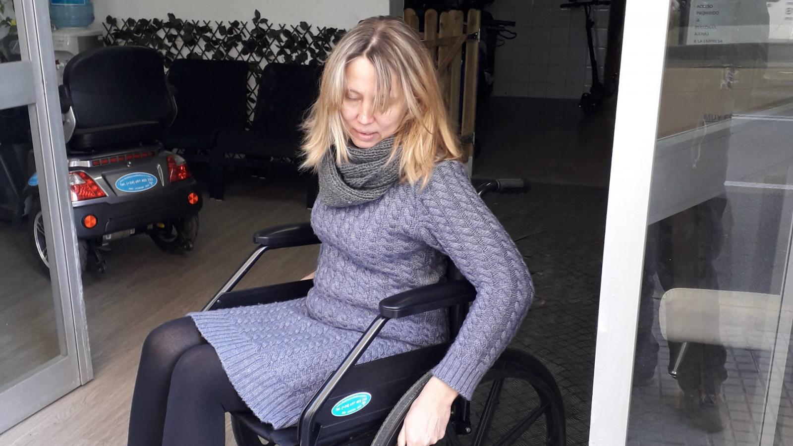 location de fauteuil roulant á Majorque