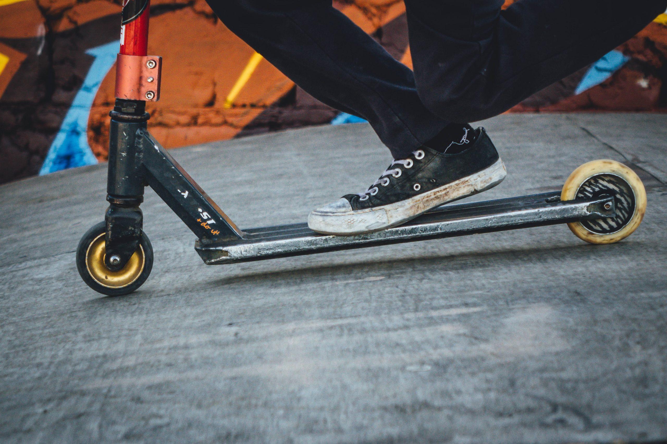Alquilar un patinete eléctrico