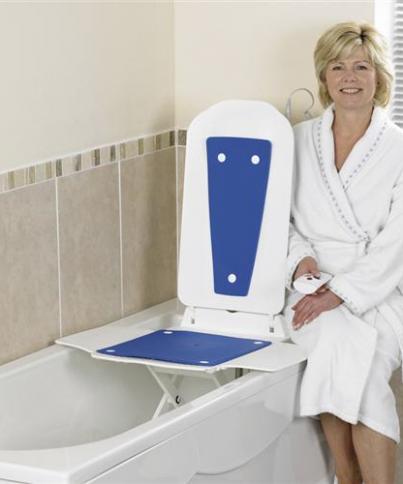 Elevador de bañera electrico