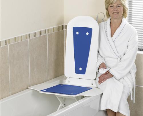 Elevador electrico para bañeras