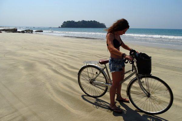 alquiler de bici foto