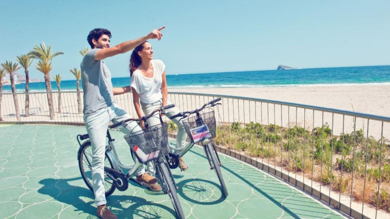 Alquiler bicicletas Palma de Mallorca