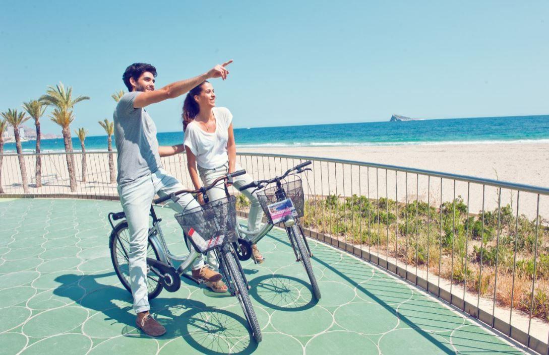 Alquiler de bicicletas en Palma de Mallorca