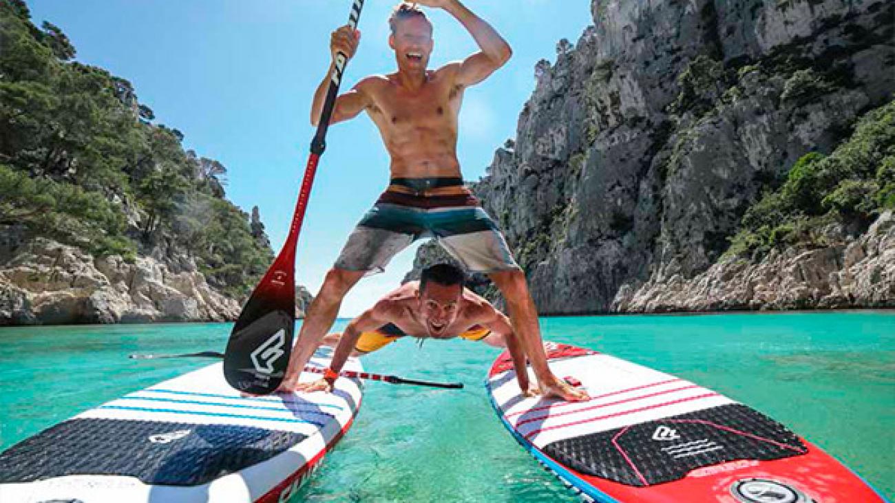 Alquiler de paddle surf en Mallorca