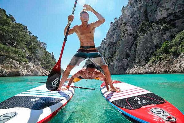 paddle surf en alquiler en Mallorca