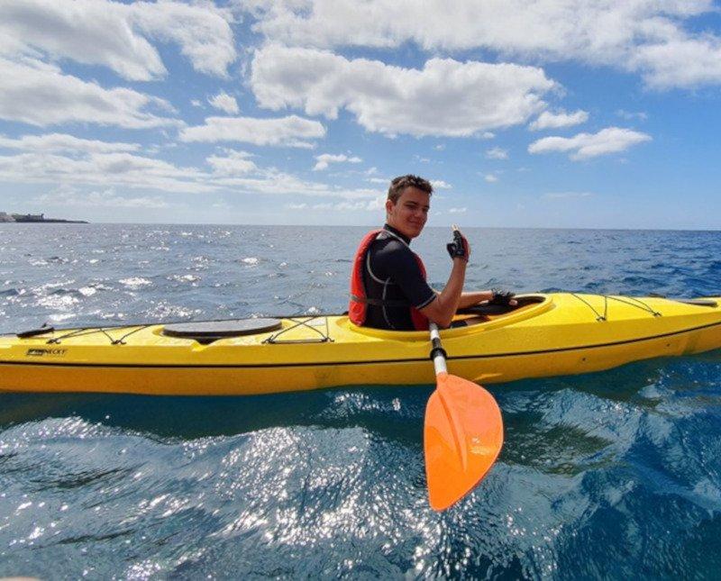 Alquilar kayak en Mallorca
