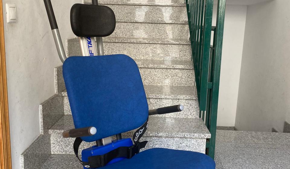 Alquiler silla salvaescaleras Mallorca